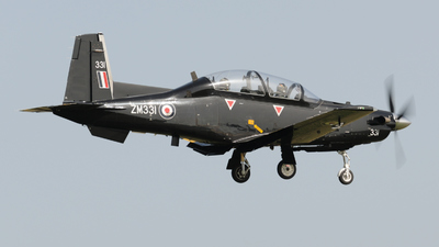 ZM331 - Raytheon T-6C Texan II - United Kingdom - Royal Air Force (RAF)