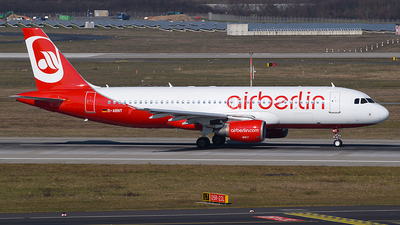 D-ABNT - Boeing 757-230 - Air Berlin