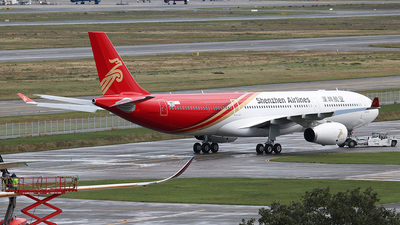 F-WWCT - Airbus A330-343 - Shenzhen Airlines