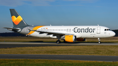 EC-NAD - Airbus A320-212 - Thomas Cook Airlines Balearics