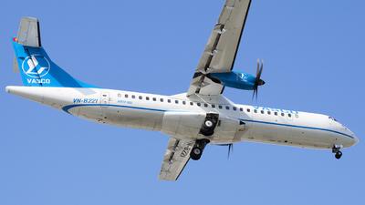 A picture of VNB221 - ATR 72500 - Vasco - © Hoàng Cà Mau SFAP