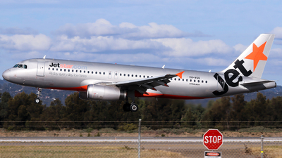 VH-VQQ - Airbus A320-232 - Jetstar Airways