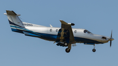 VH-DNG - Pilatus PC-12/47 - Private