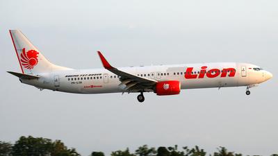 PK-LSK - Boeing 737-9GPER - Lion Air