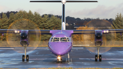 G-JECE - Bombardier Dash 8-Q402 - Flybe