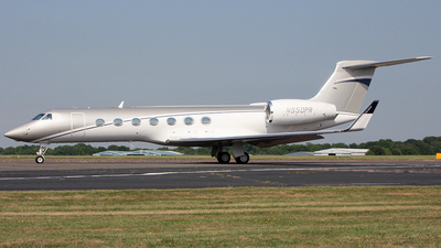 N550PR - Gulfstream G550 - Private