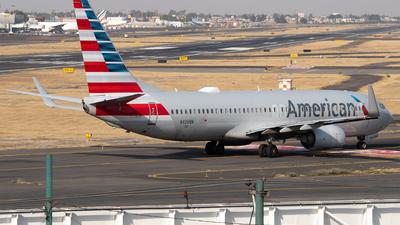 A picture of N926NN - Boeing 737823 - American Airlines - © Juan Carlos Alvarez (MAS Aviation Press)
