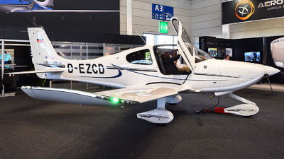D-EZCD - Cirrus SR20 - Cirrus Design Corporation