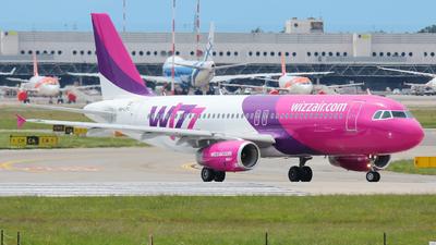 A picture of HALPU - Airbus A320232 - Wizz Air - © Flavio Renzi
