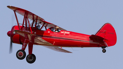 N63529 - Boeing A75N1 Stearman - Private