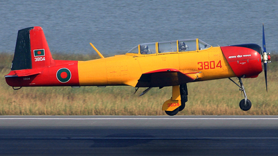 3804 - Nanchang PT-6A - Bangladesh - Air Force