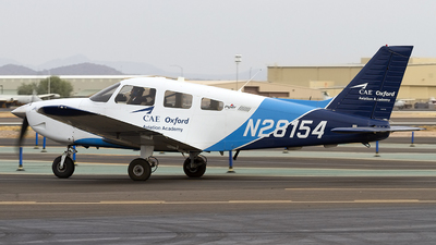 A picture of N28154 - Piper PA28181 - [2843728] - © Jeremy D. Dando
