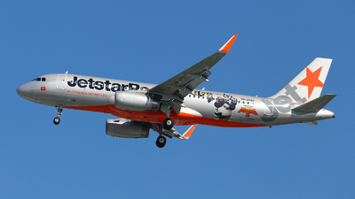 VN-A561 - Airbus A320-232 - Jetstar Pacific Airlines