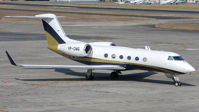 VP-CMG - Gulfstream G450 - Arab Wings