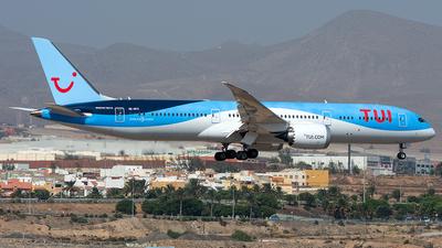 SE-RFZ - Boeing 787-9 Dreamliner - TUI