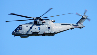 ZH850 - Agusta-Westland Merlin HM.1 - United Kingdom - Royal Navy