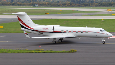N451DC - Gulfstream G450 - Private