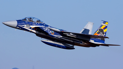 12-8054 - McDonnell Douglas F-15DJ Eagle - Japan - Air Self Defence Force (JASDF)