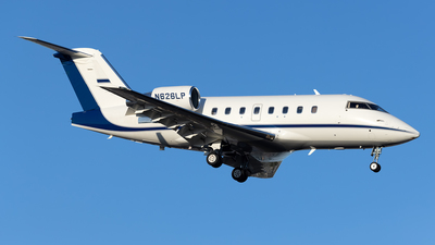 N626LP - Bombardier CL-600-2B16 Challenger 604 - Private
