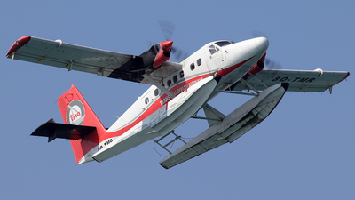 8Q-TMR - De Havilland Canada DHC-6-300 Twin Otter - Trans Maldivian Airways
