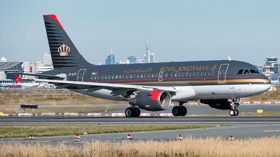 JY-AYY - Airbus A319-112 - Royal Jordanian