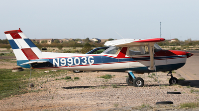 N9903G - Cessna A150L Aerobat - Private