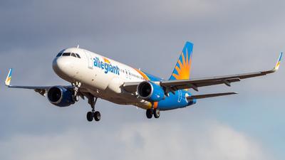 N251NV - Airbus A320-214 - Allegiant Air