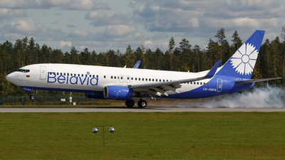 A picture of EW456PA - Boeing 7378ZM - Belavia - © Sots Aliaksandr