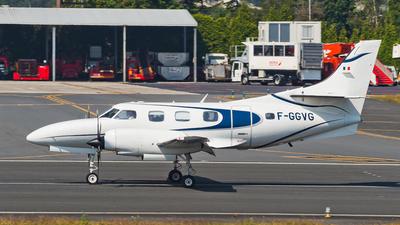 F-GGVG - Swearingen SA226-T Merlin IIIB - Airlec Air Espace