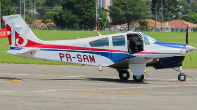 PR-SAM - Beechcraft F33A Bonanza - Private