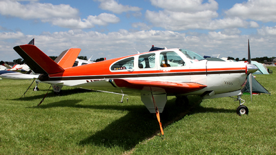 A picture of N570T - Beech N35 Bonanza - [D6747] - © Terry Figg