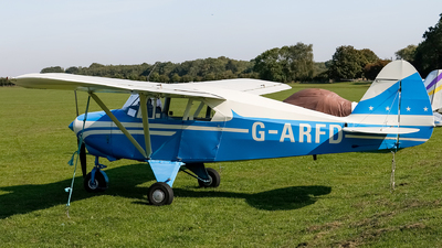 A picture of GARFD - Piper PA22160 TriPacer - [227565] - © mark p