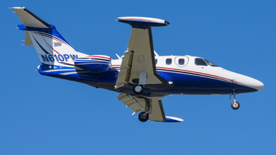 N610PW - Eclipse 500 - Private