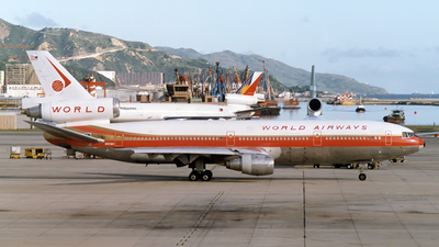 N112WA - McDonnell Douglas DC-10-30(CF) - World Airways