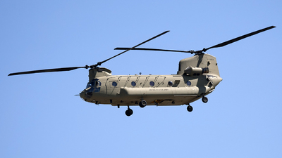12-08864 - Boeing CH-47F Chinook - United States - US Army