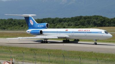 EW-85748 - Tupolev Tu-154M - Belavia Belarusian Airlines