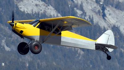 SP-YFX - Cub Crafters Carbon Cub EX CC 340 - Private