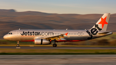 VH-VGA - Airbus A320-232 - Jetstar Airways