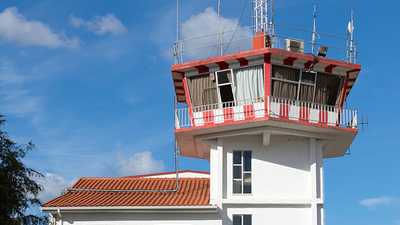 LPLZ - Airport - Control Tower
