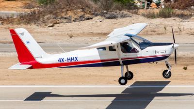 4X-HHX - Tecnam P92 Echo - Private