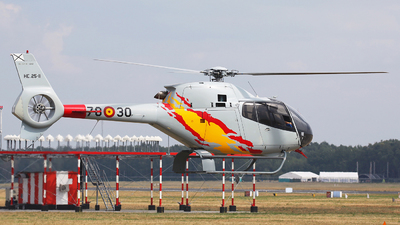 HE.25-11 - Eurocopter EC 120B Colibri - Spain - Air Force