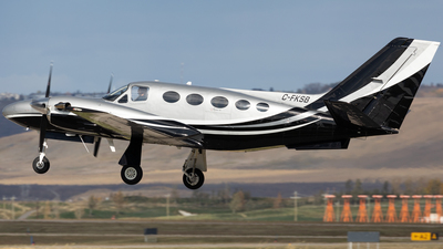 C-FKSB - Cessna 425 Conquest I - Private