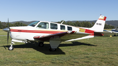 VH-RNM - Beechcraft A36 Bonanza - Private