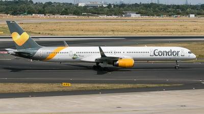 D-ABOH - Boeing 757-330 - Condor