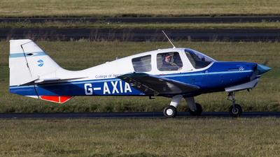 G-AXIA - Beagle B121 Pup - Private