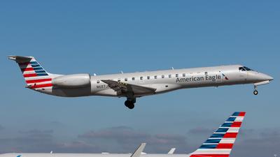 N687JS - Embraer ERJ-145LR - American Eagle