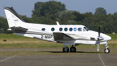 2-MAPZ - Beechcraft C90A King Air - Zeusch Aviation