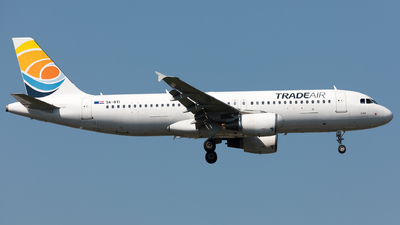 A picture of 9ABTI - Airbus A320214 - Trade Air - © Sierra Aviation Photography