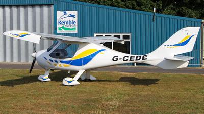 A picture of GCEDE - Flight Design CTSW - [8212] - © C. v. Grinsven