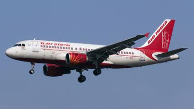 VT-SCS - Airbus A319-112 - Air India